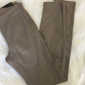 H&M super slim leggings pants kakhi size 6